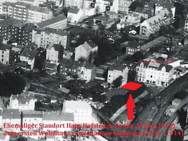 Hofsteder Straße um 1953