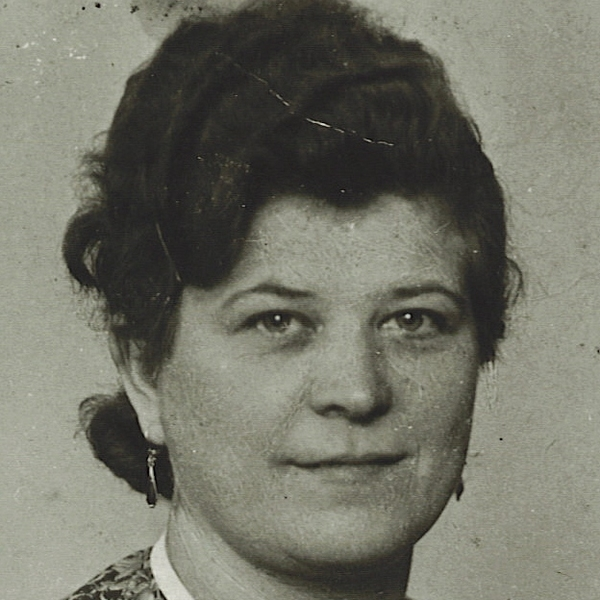 Agnes Klara Galuske 1942