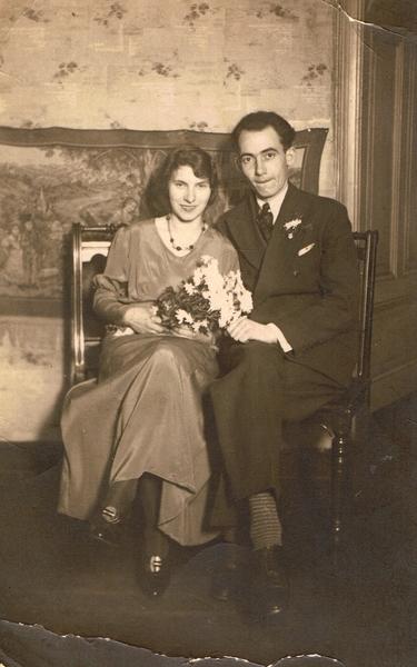 Franz Wilhelm und Hetty