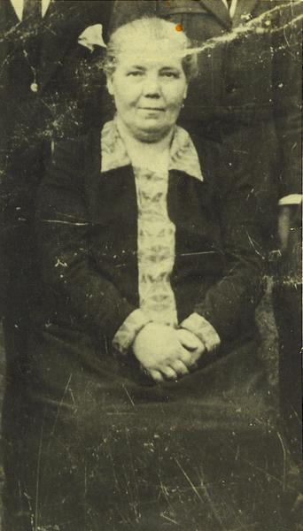 Wilhelmine Reisdorf 1927