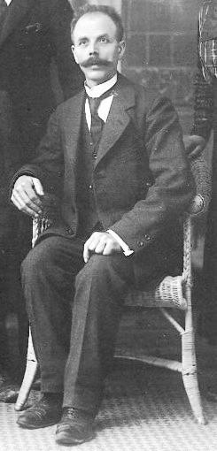 Schneidermeister Johann Hungerge