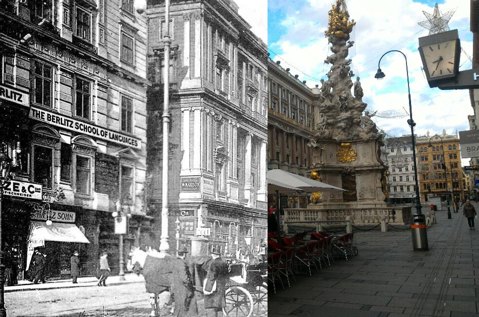 Wien - Le Graben